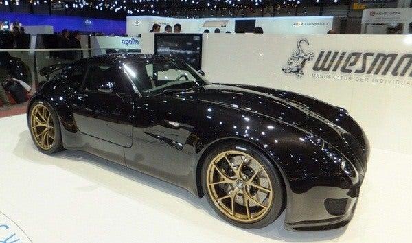 Weismann GT MF5