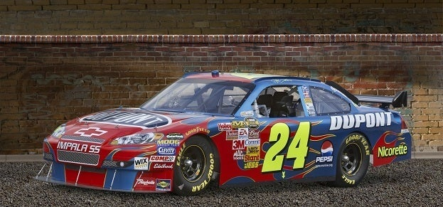 Chevrolet Impala SS - Car of Tomorrow (NASCAR)