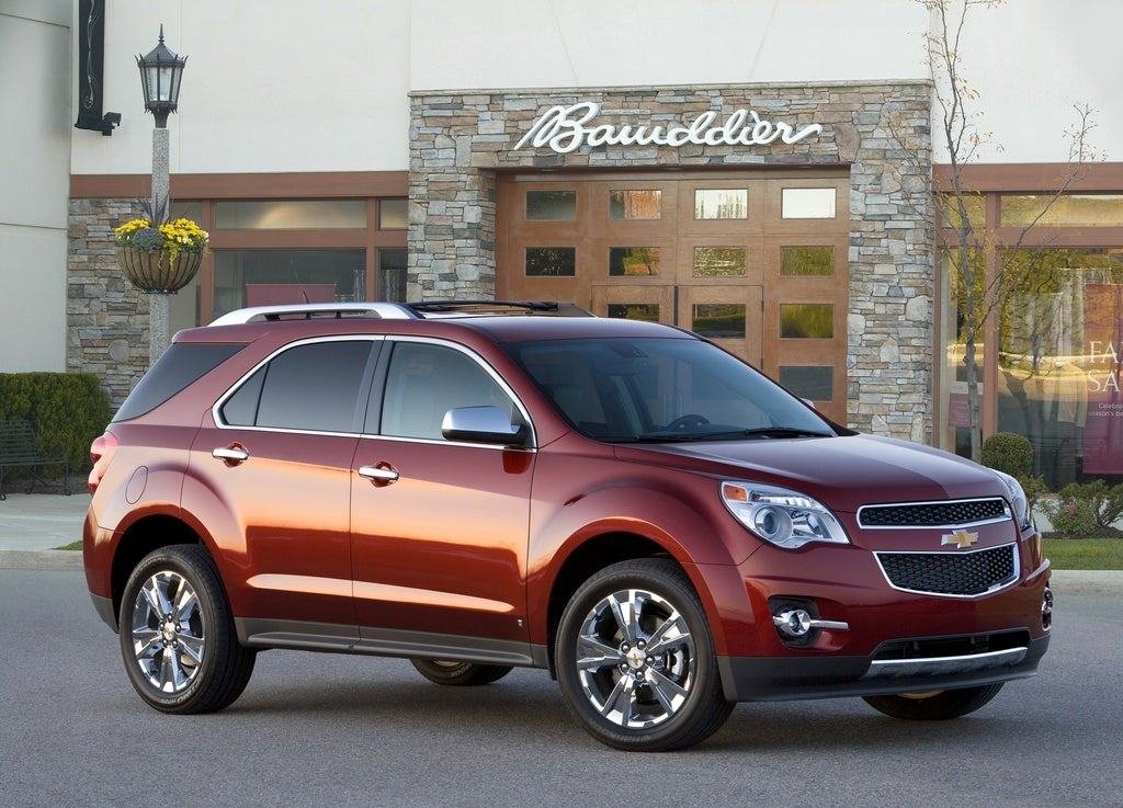 chevy equinox 2010