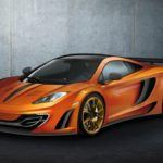 Geneva: Mansory McLaren MP4-12C Continues With Tuner's OTT Creations