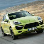 2013 Porsche Cayenne GTS Debuts