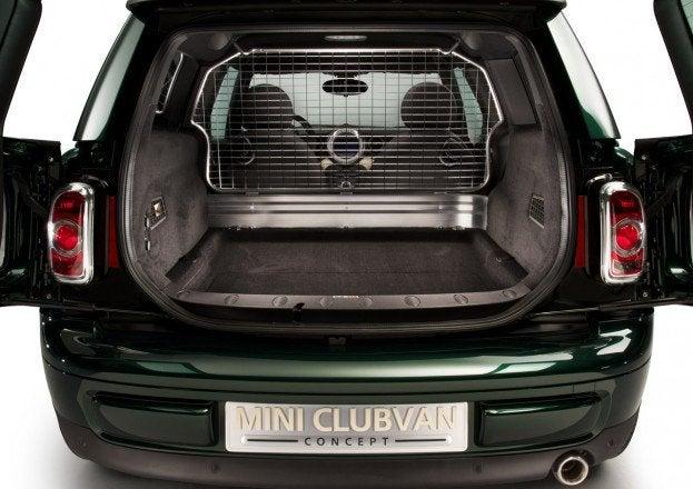 Mini Van 2013 Mini Clubvan Hitting Our Shores This September