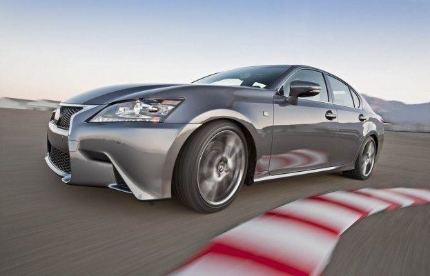 2013lexusgs350fsport001 copy 623x415 623x400 - 2013 Lexus GS Heralds New Era At Lexus