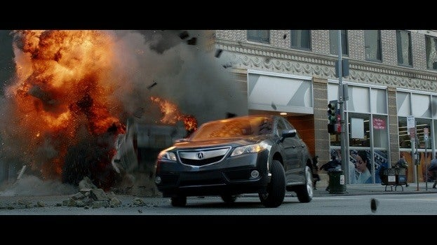 Acura Enlists To Serve In The Avengers Adventure
