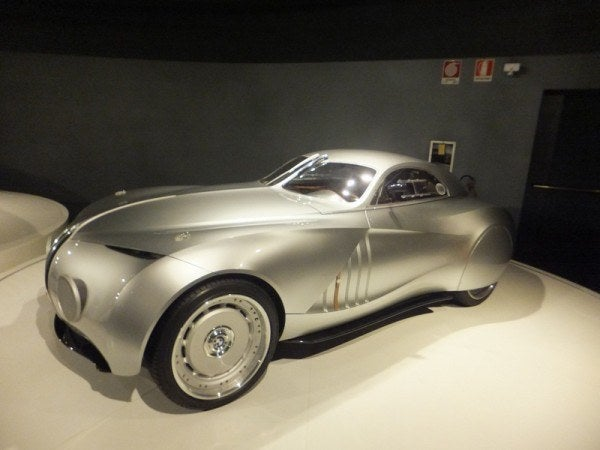 BMW Concept Coupe