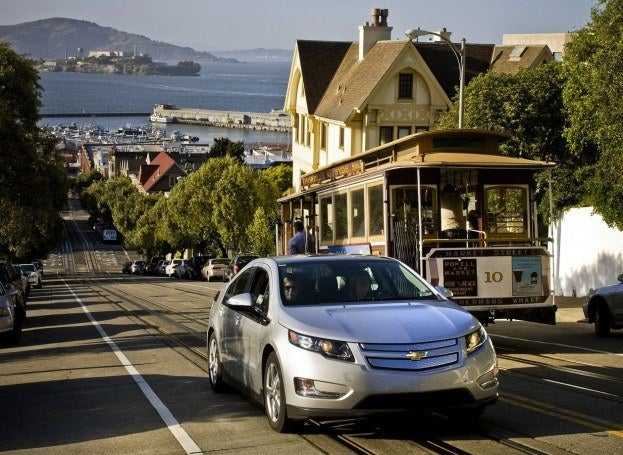Chevrolet Volt 2011 1280x960 wallpaper 2b