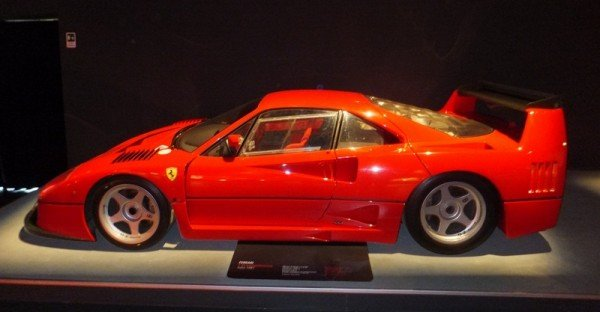 F40 Competition