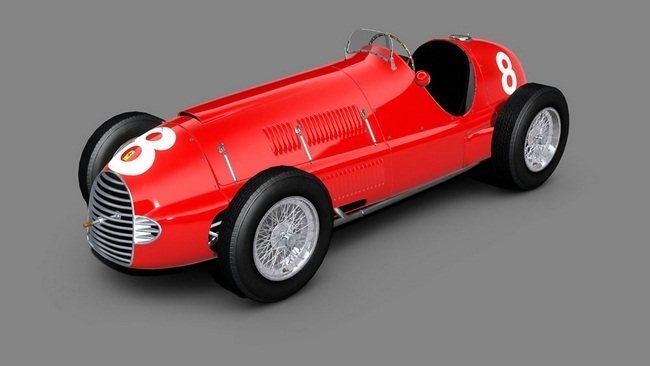 Ferrari 125 F1 Monoposto 1947
