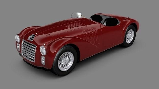 Ferrari 125S Sport 1947