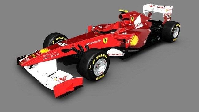 Ferrari 150° Italia F1 2011 Monoposto 2011