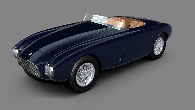 Ferrari 212 Export Vignale Spider Sport 1951