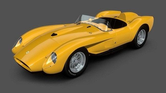 Ferrari 250 Testa Rossa Sport 1957