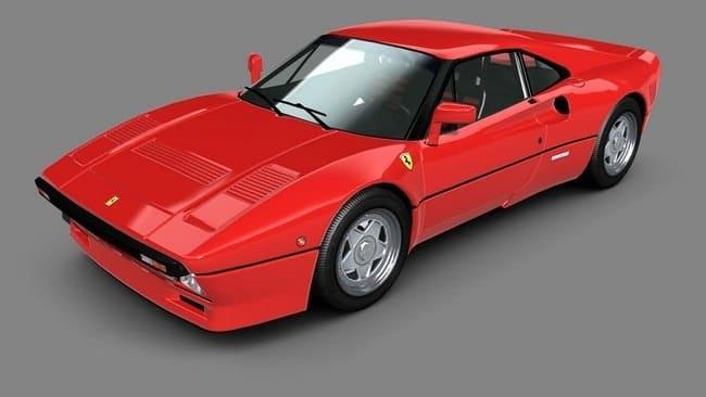 Ferrari 288 GTO GT 1984