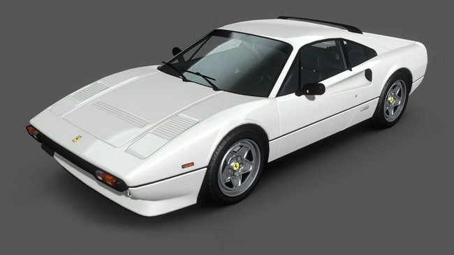 Ferrari 308 GTBi QV GT 1982