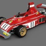Ferrari 312 B3 74 Monoposto 1974