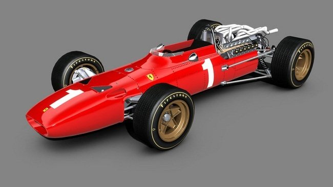 Ferrari 312 F1 67 Monoposto 1967