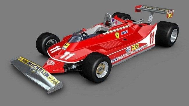 Ferrari 312 T4 Monoposto 1979