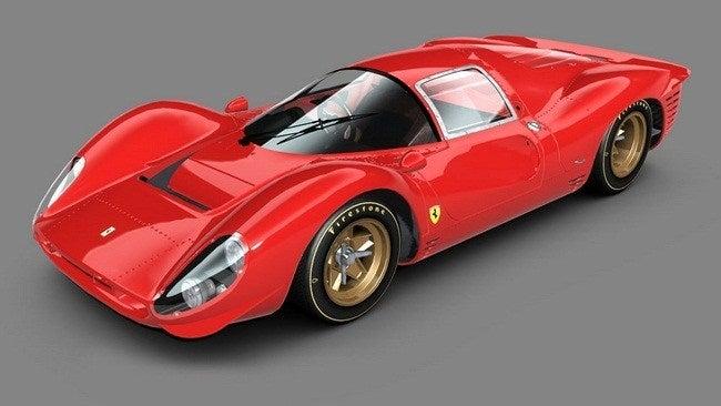 Ferrari 330 P4 Sport 1967