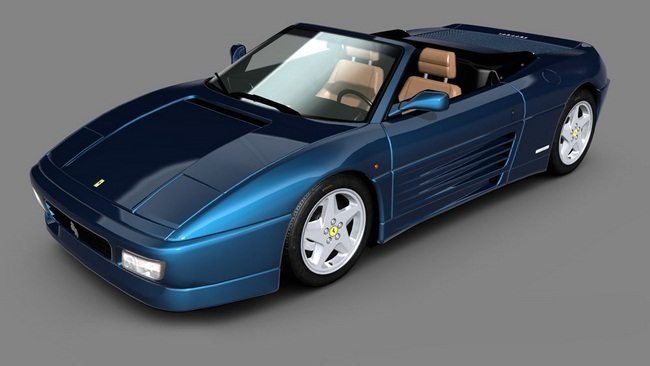 Ferrari 348 Spider - GT - 1993