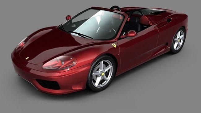 Ferrari 360 Spider GT 2000