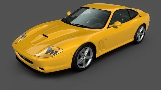 Ferrari 575M Maranello GT 2002