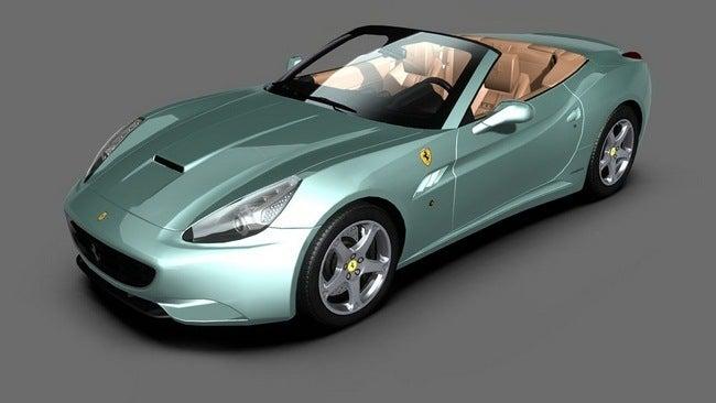 Ferrari California GT 2009