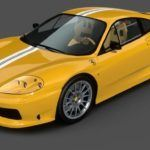 Ferrari Challenge Stradale - GT - 2003
