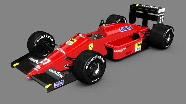 Ferrari F1 87 Monoposto 1987
