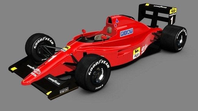 Ferrari F1 90 Monoposto 1990