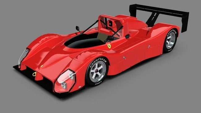 Ferrari F333 SP Sport 1994