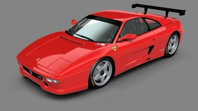 Ferrari F355 Challenge Sport Series 1995