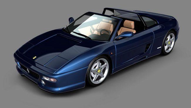 Ferrari F355 GTS GT 1994