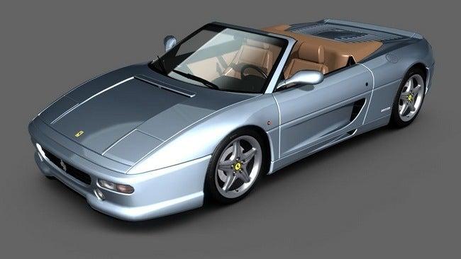 Ferrari F355 Spider GT 1995