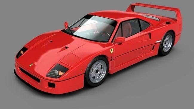 Ferrari F40 GT 1987