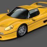 Ferrari F50 - GT - 1995