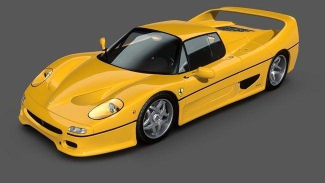 Ferrari F50 GT 1995