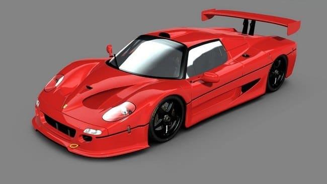 Ferrari F50 GT Sport 1996
