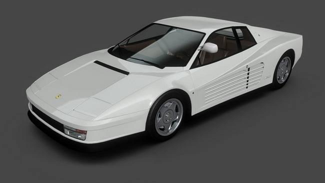 Ferrari Testarossa GT 1984