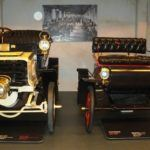 Fiat 1901 and Oldsmobile Curved Dash front