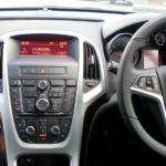 Opel GTC Astra interior