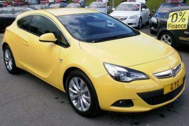 Opel GTC Astra
