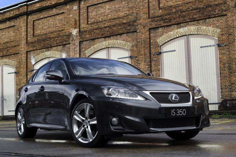 Lexus IS 350 2011 1280x960 wallpaper 01