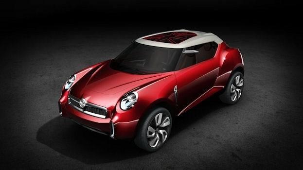 MG Icon Auto China 2012