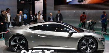 Acura/Honda NSX side