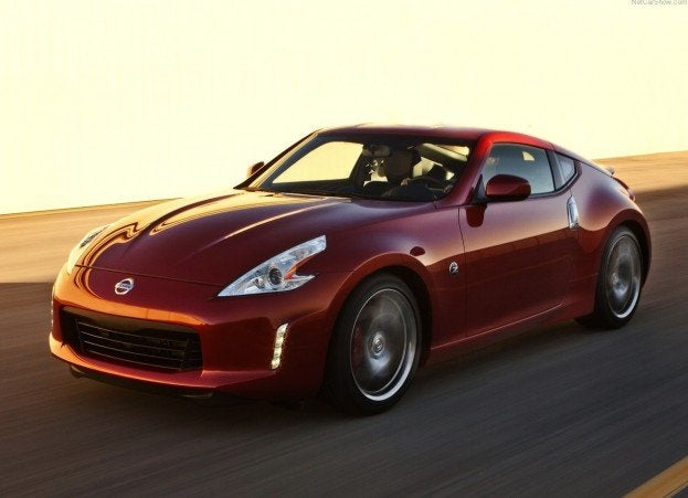 Nissan 370Z 2013 1280x960 wallpaper 02