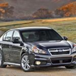 Subaru Legacy and Outback Receives 2013 Model Year Retouch