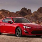2013 FR-S Signals Change of Direction At Scion