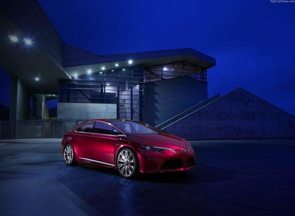 Toyota NS4 Advanced Plug