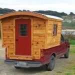 Camping Pickup Truck