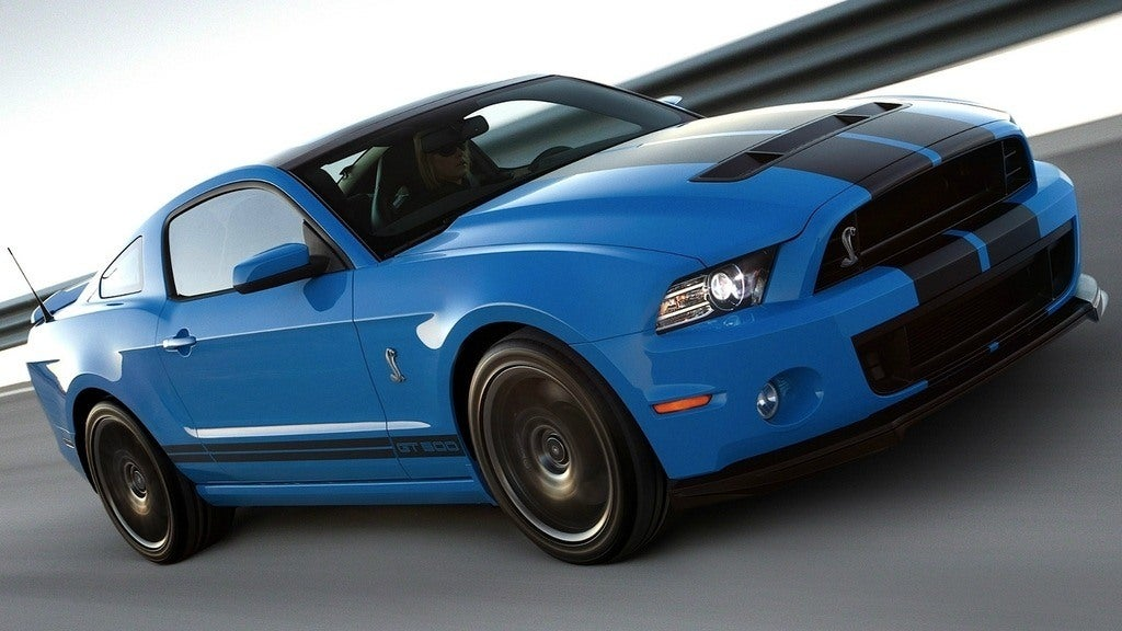 2013 Ford Mustang Shelby GT500 Actually Makes 662 HP 15